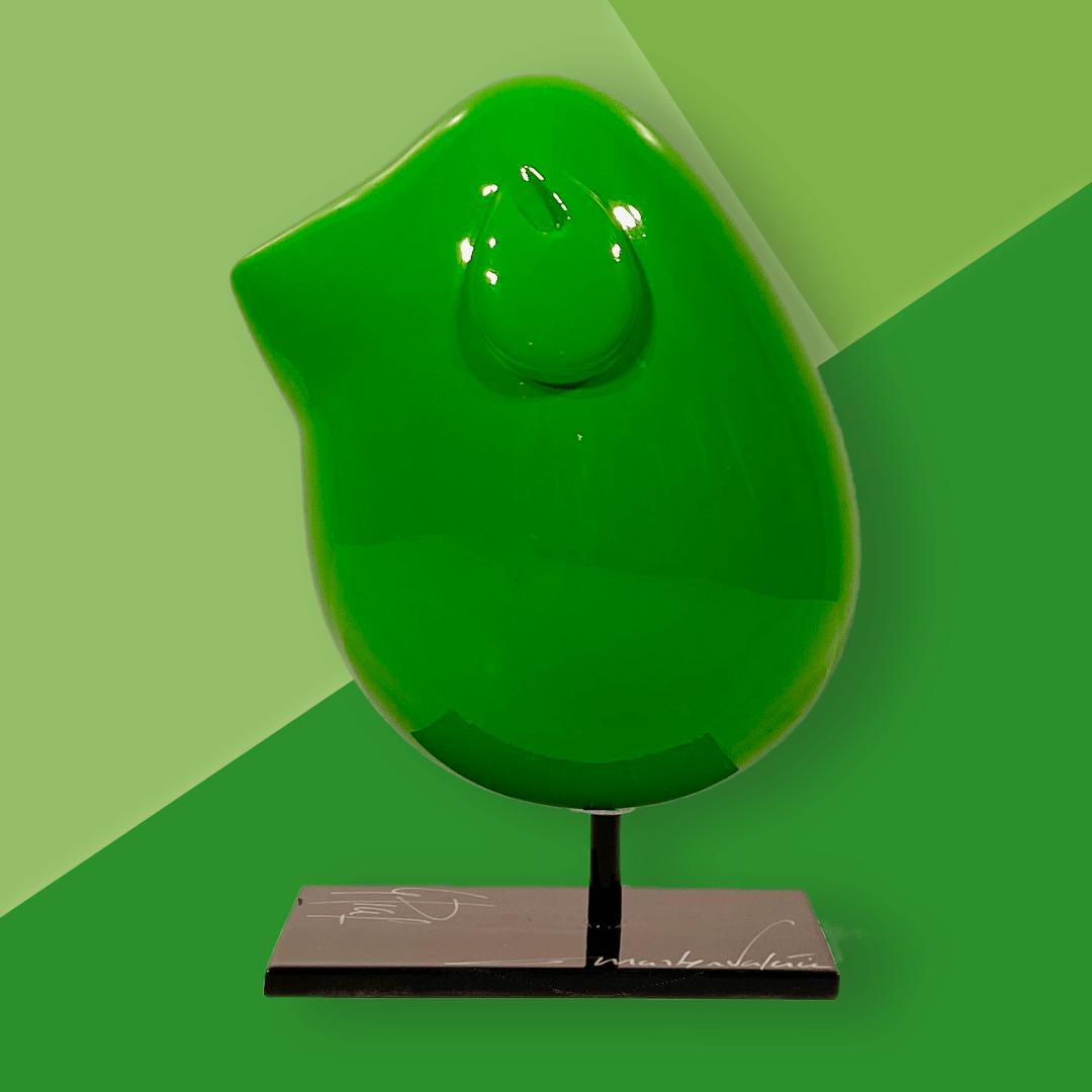Piaf Brillant - Vert