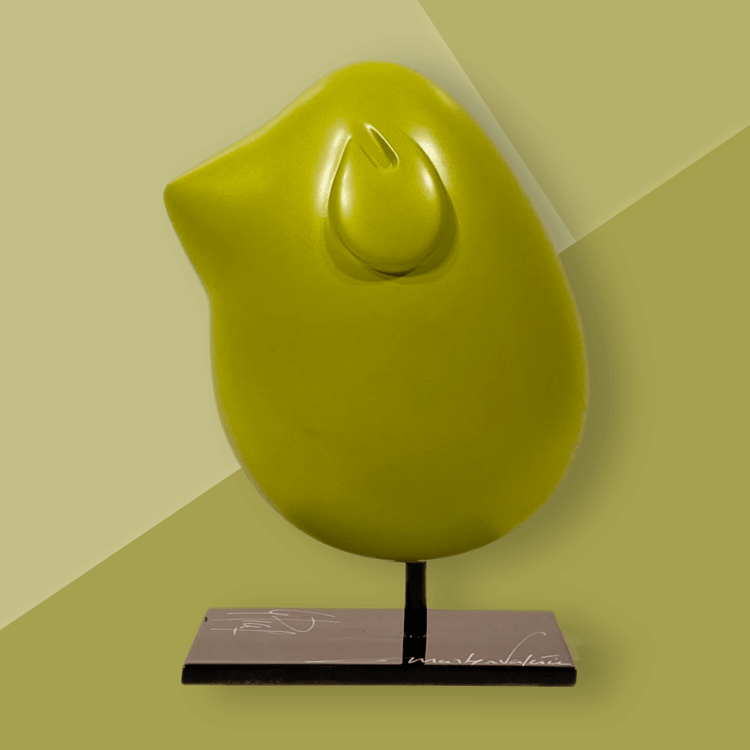 Piaf Mat - Vert Olive
