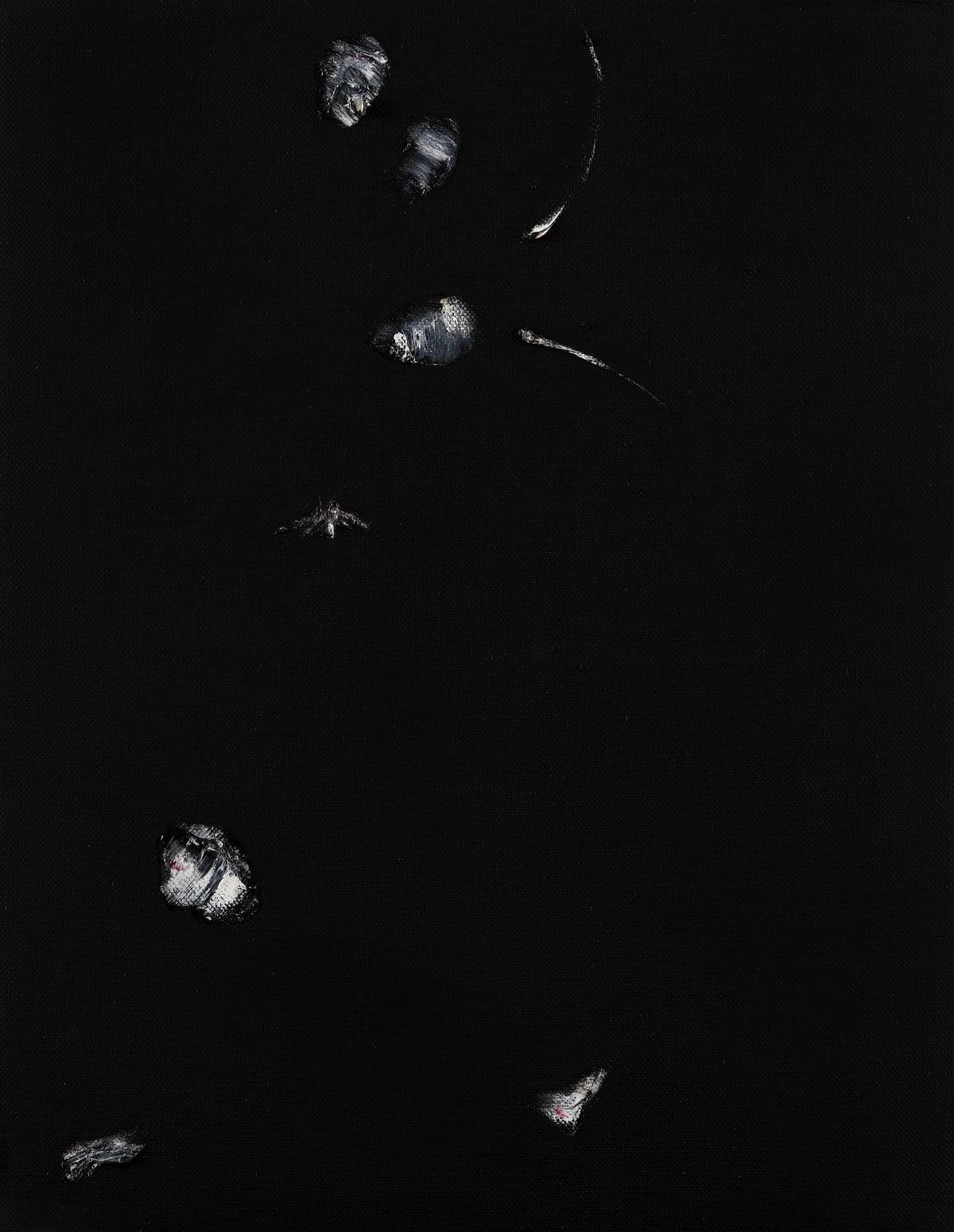 Lorenzo Puglisi La Misericordia II(The Mercy II), 2017 Oil on canvas. 45 x 35 x 7 cm (17.7 x 13.8 x 2.75 in)