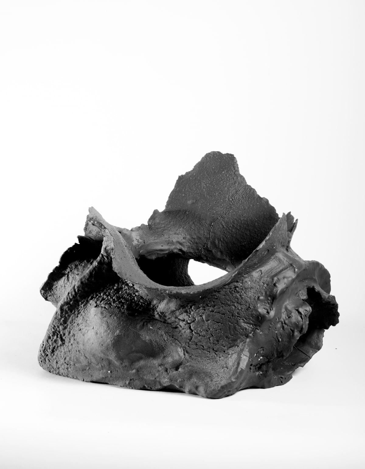 Attilio Quintili N01 Senza Titolo, 2013 Ceramic 42 x 37 x 29 cm 16.54 x 14.57 x 11.42 in