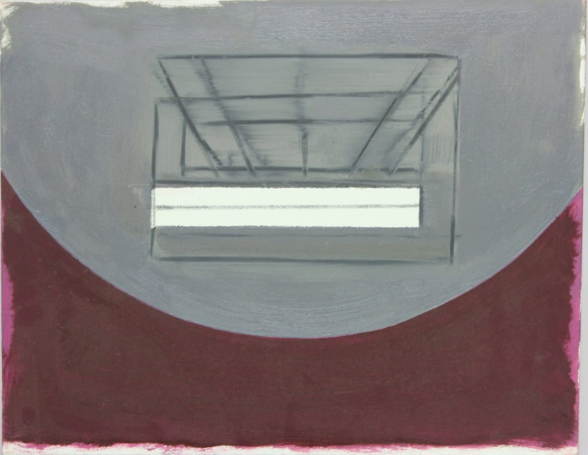 Antonio Freiles SENZA TITOLO, 2011 Oil on canvas. 40 x 50 cm (15.7 x 19.7 in)