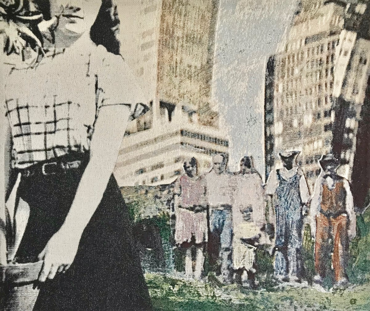 Elizabeth Stewart, The Uprooted , 2018