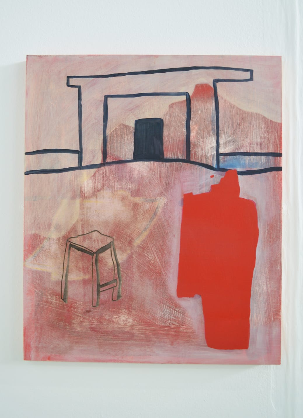 David Iain Brown, Fire, Fire, 2018