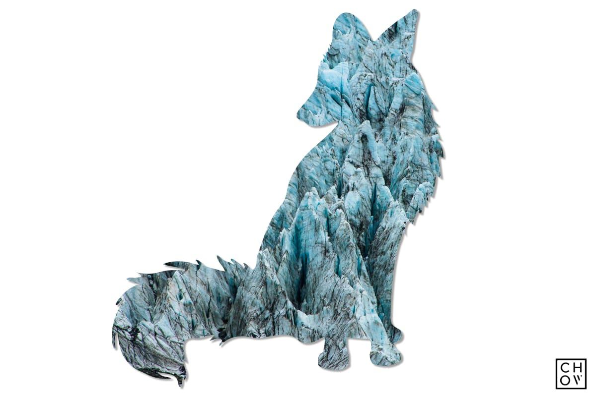 Austin Chow, Glacier // Fox Avatar, 2018