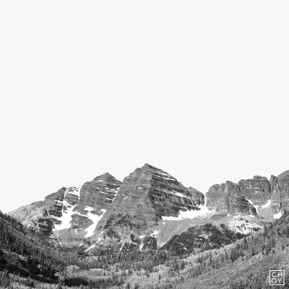 Austin Chow, Maroon Bells // Aspen Colorado, 2020