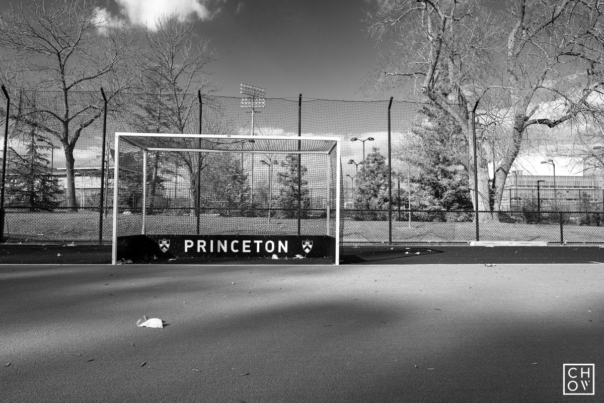 Austin Chow, Bedford Field // Princeton University, 2017