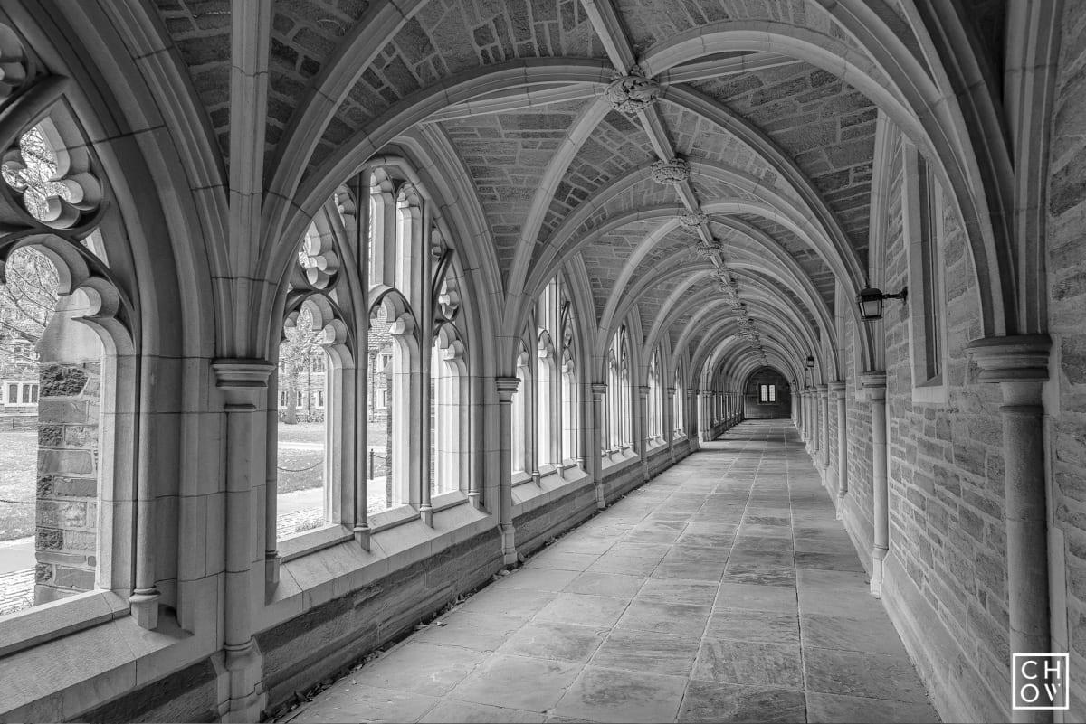 Austin Chow, Holder Halls // Princeton University, 2017
