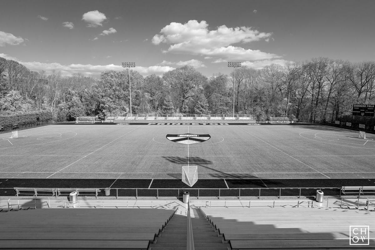 Austin Chow, Class of 1952 Stadium // Princeton University, 2017