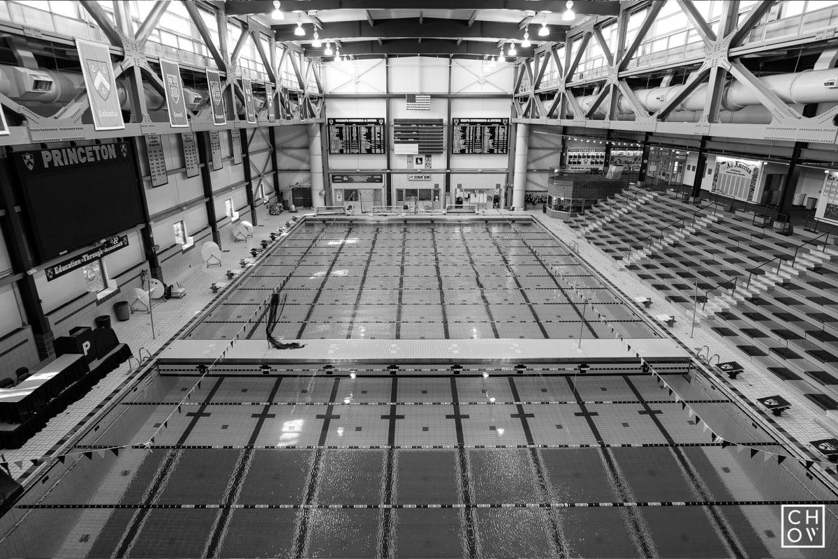 Austin Chow, Denunzio Pool // Princeton University, 2017