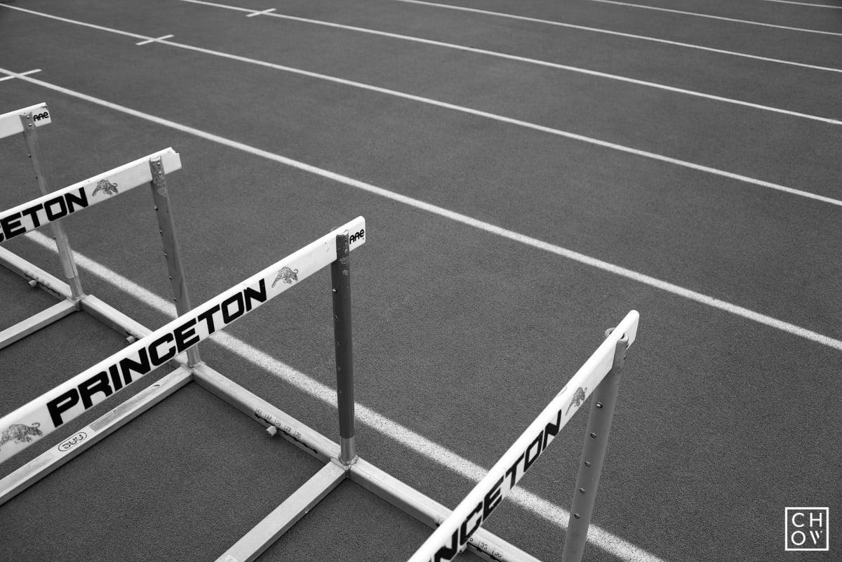 Austin Chow, Jadwin Track // Princeton University, 2017