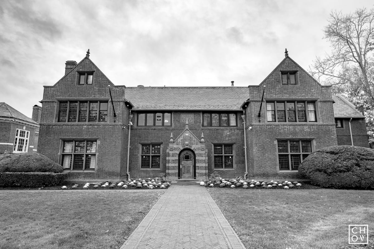 Austin Chow, Ivy Club // Princeton University, 2017