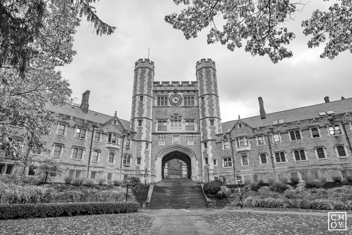 Austin Chow, Blair Arch // Princeton University, 2017