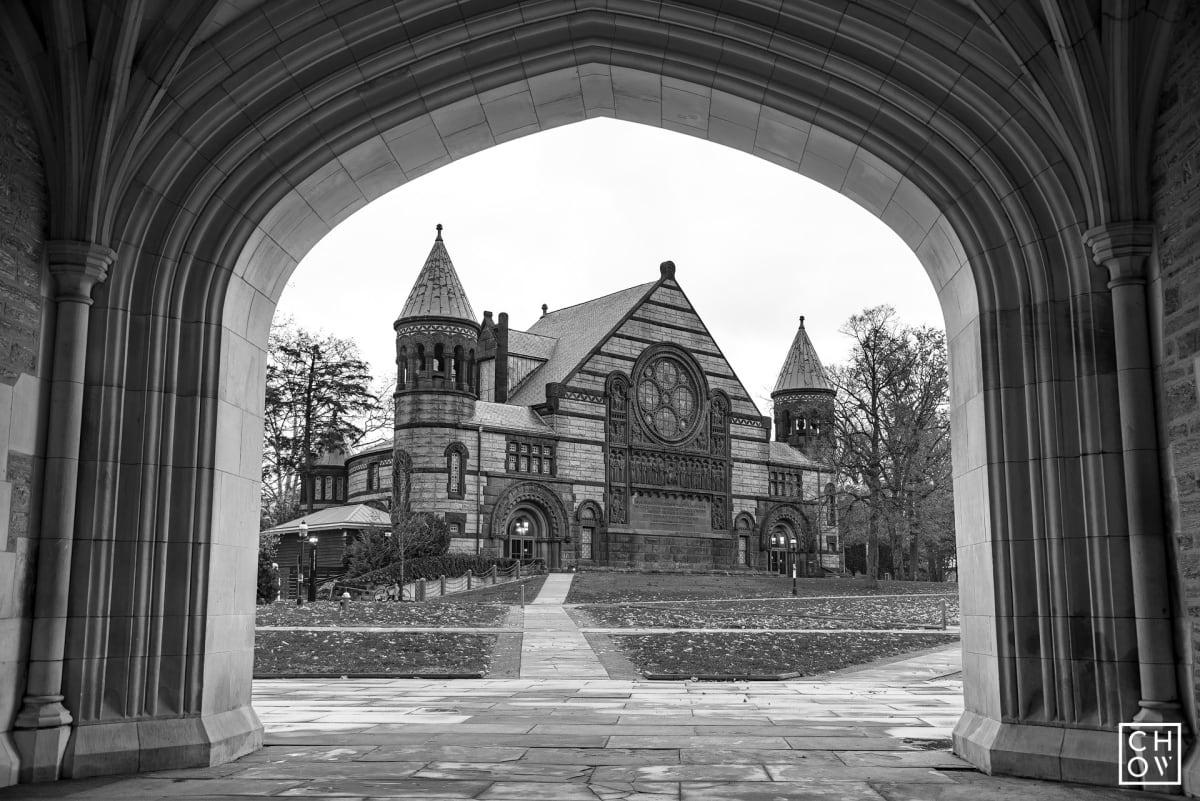 Austin Chow, Framed // Princeton University, 2017
