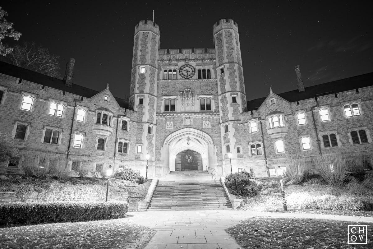 Austin Chow, Blair Arch Night // Princeton University, 2017