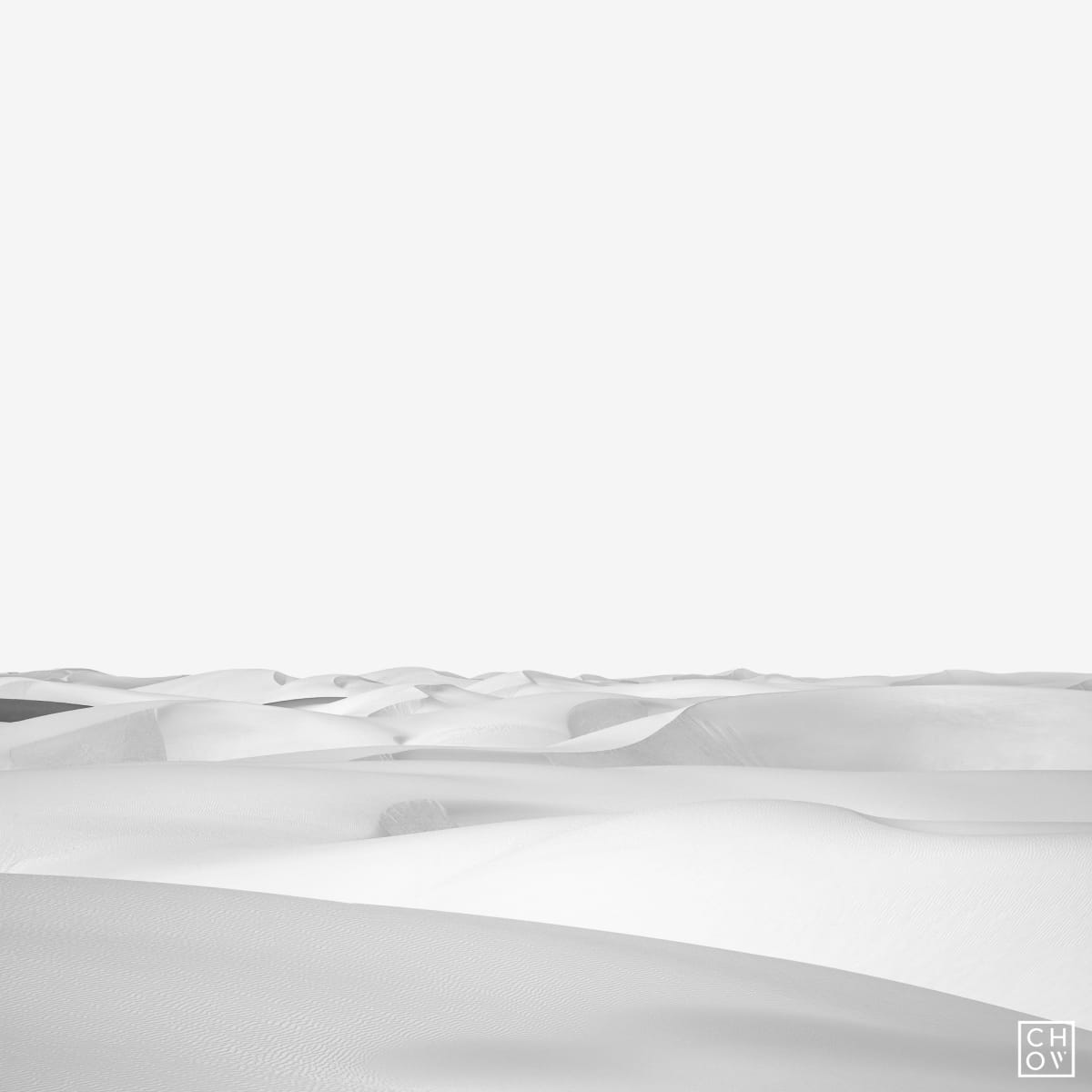 Austin Chow, White Sands // New Mexico, 2018