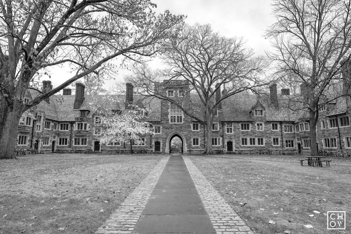 Austin Chow, Dorm Life // Princeton University, 2017