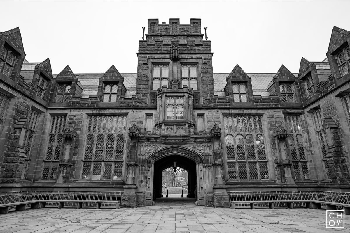 Austin Chow, East Pyne // Princeton University, 2017