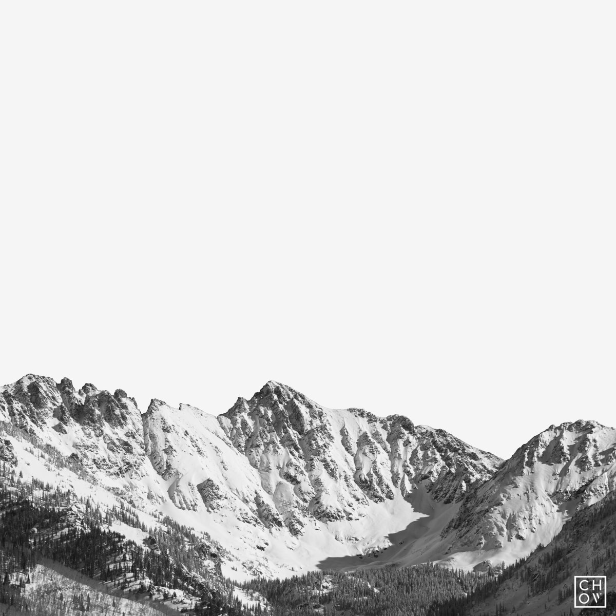 Austin Chow, Gore Range // Vail, Colorado, 2018