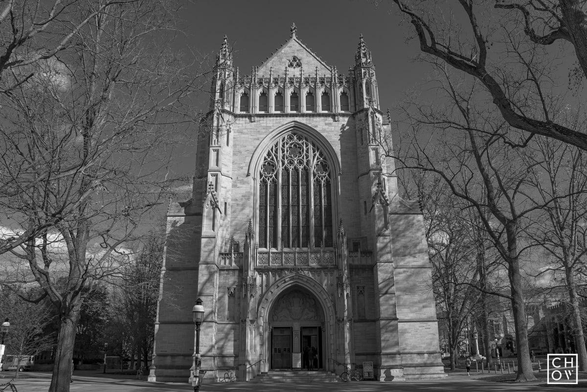Austin Chow, Chapel // Princeton University, 2017
