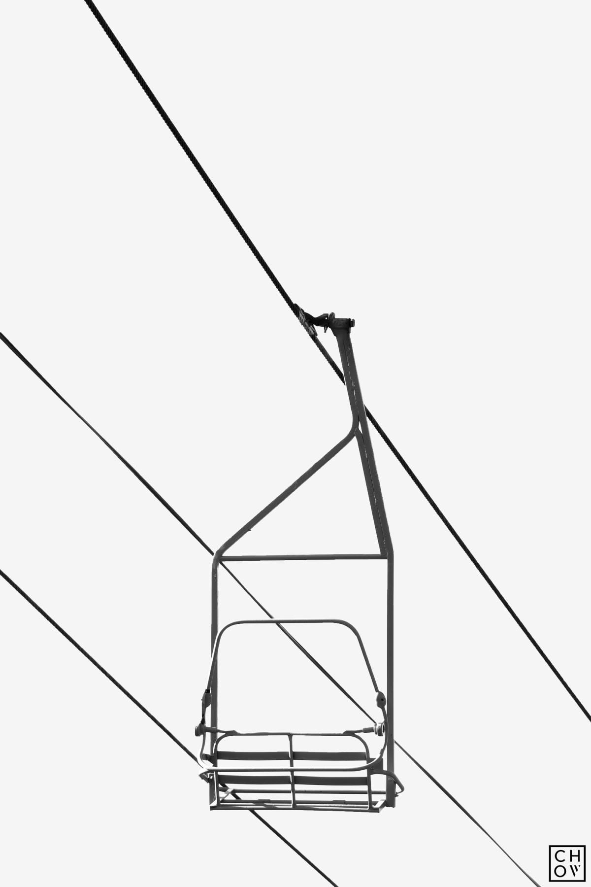 Austin Chow, Last Chair // Beaver Creek, 2019