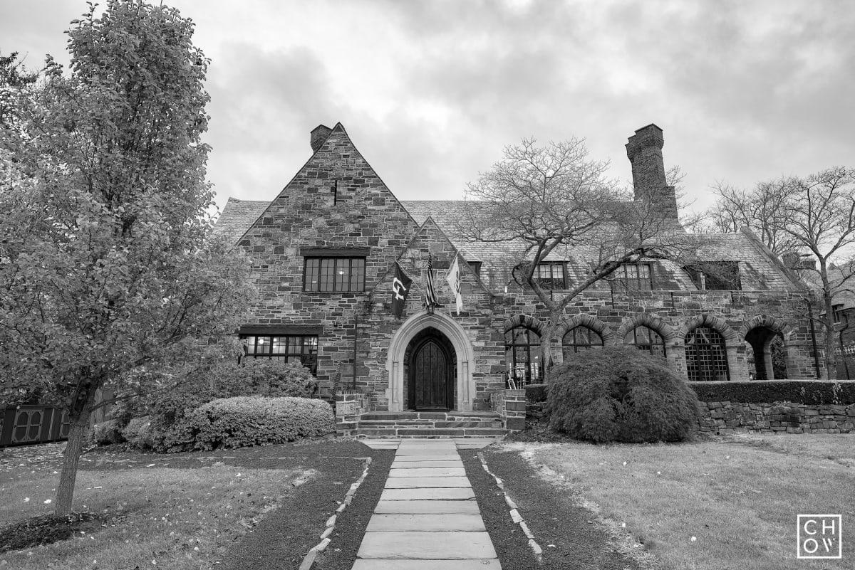 Austin Chow, Cloister Inn // Princeton University, 2017