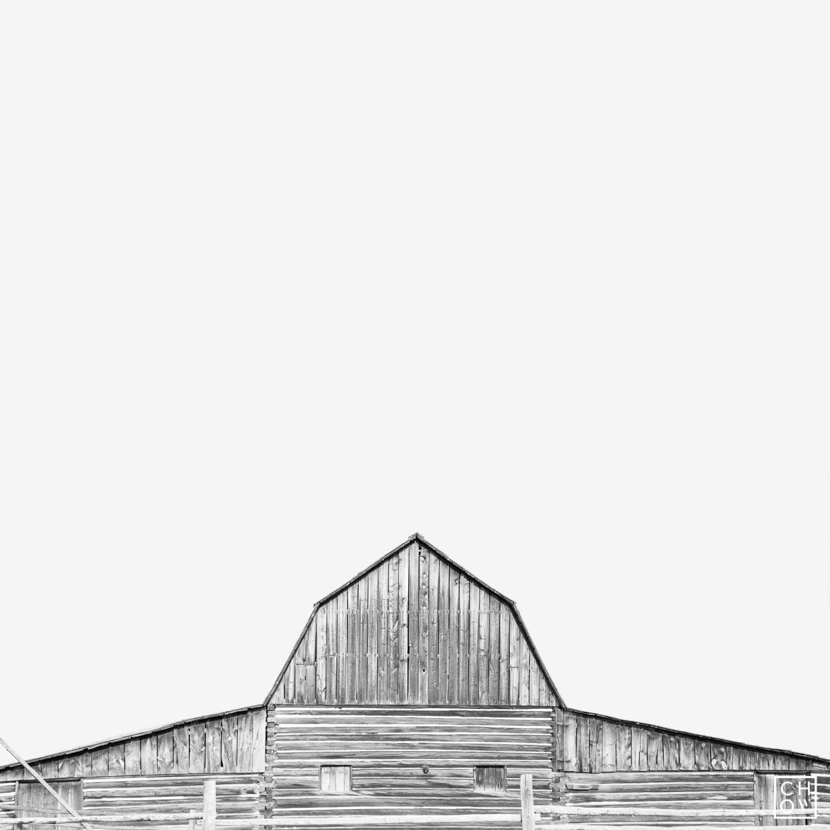 Austin Chow, Homestead // Mormon Row, 2019