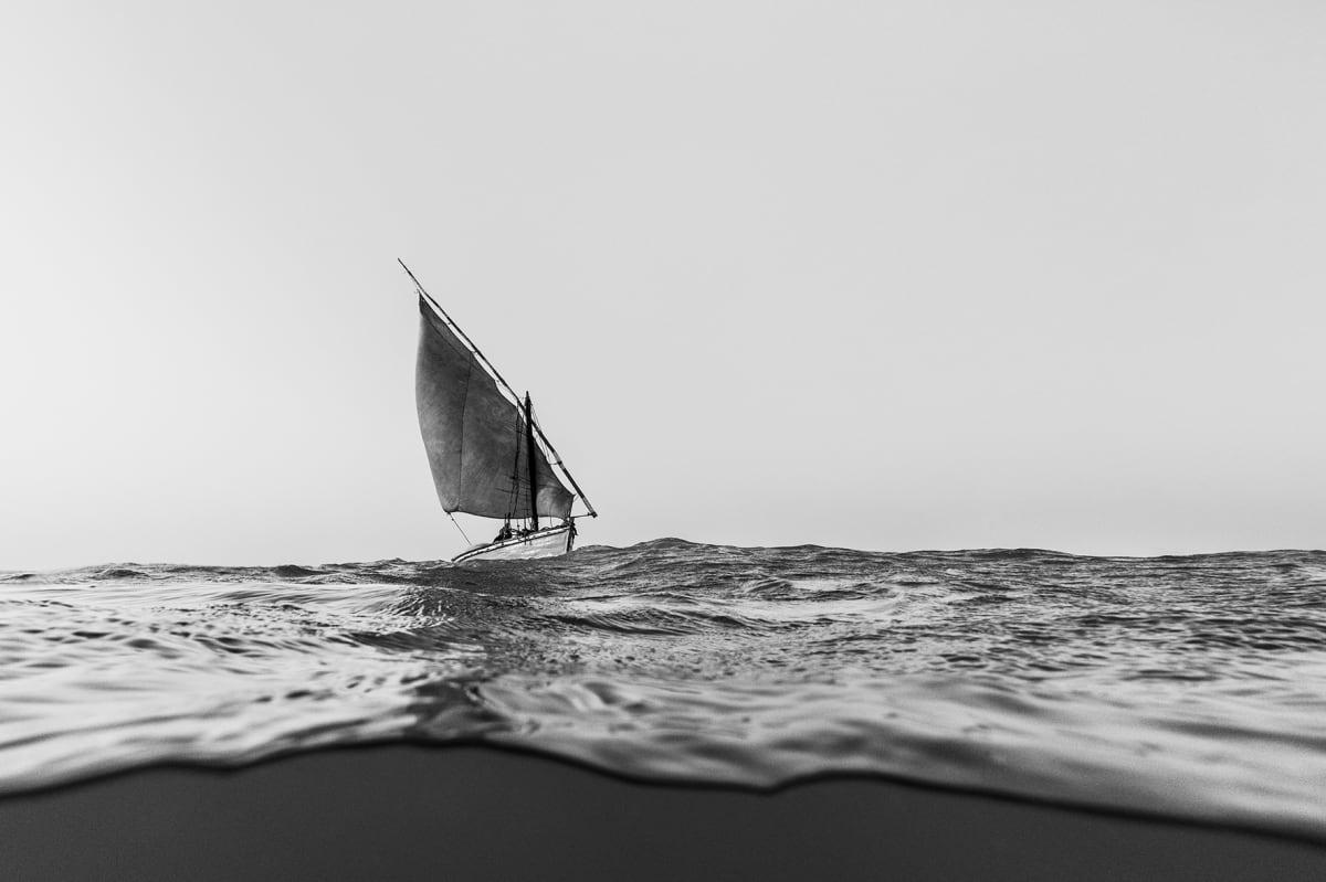 Luciano Candisani, Pescador, Moçambique, 2019