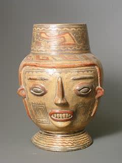 terracotta trophy heads