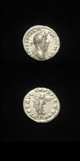Roman Coins - emperor lucius verus