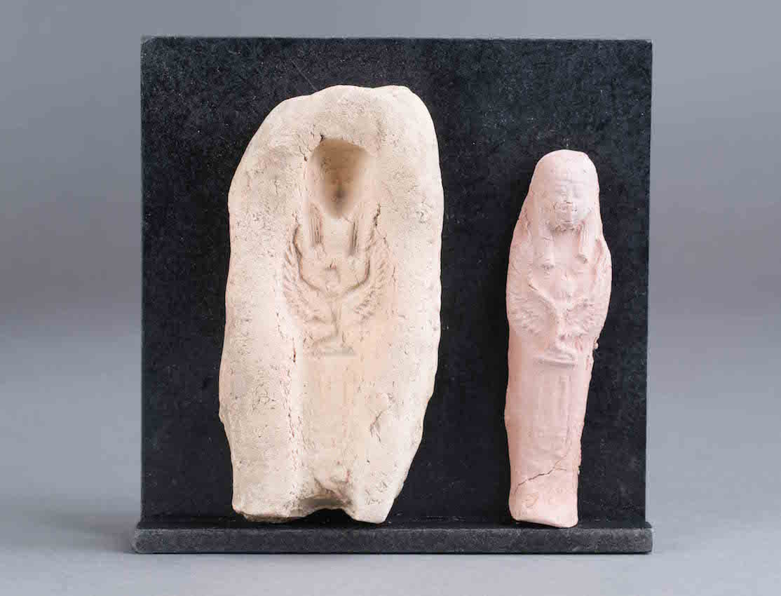egyptian moulds