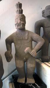 basalt sculptures