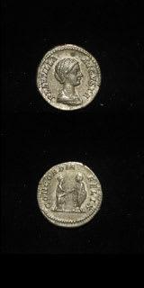 Roman Coins - empress plautilla