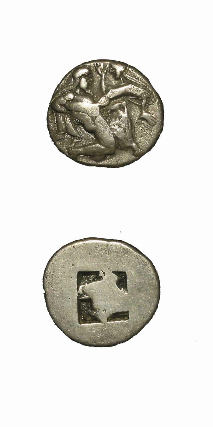 Greek Coins - greek city states