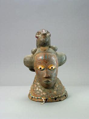 yoruba masks