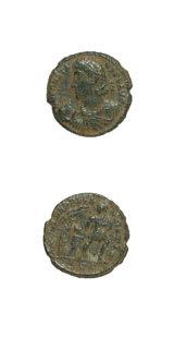 Roman Coins - emperor constans