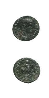 Roman Coins - emperor magnentius