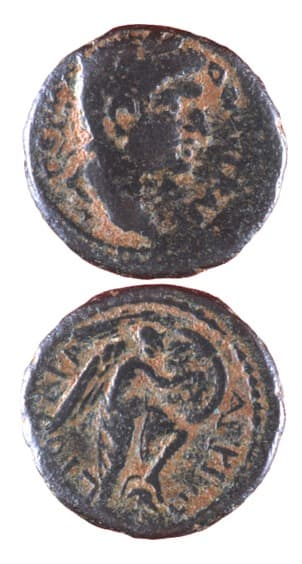 Jewish Coins - herodian kings