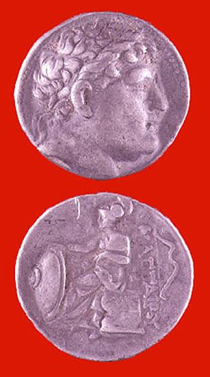 Greek Coins - attalid coins