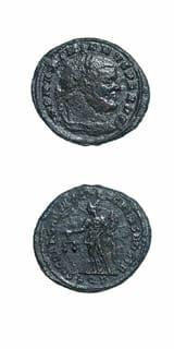 Roman Coins - emperor maximianus