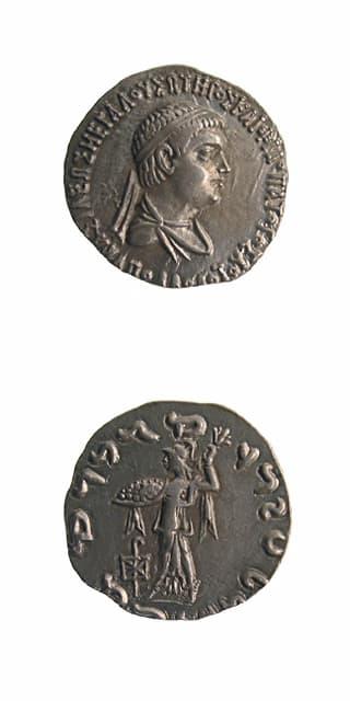 Greek Coins - indo-greek coins