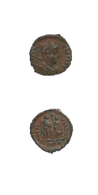 Roman Coins - emperor arcadius