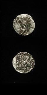 parthian coins