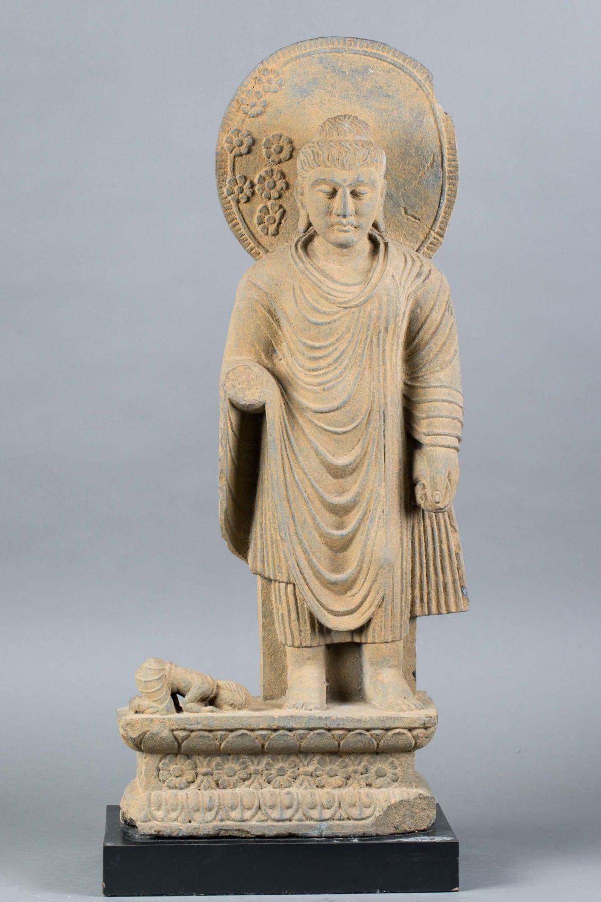 Gandharan Artefacts Barakat Gallery