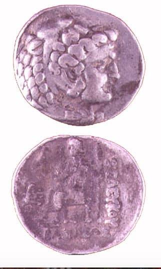 Greek Coins - seleucid coins