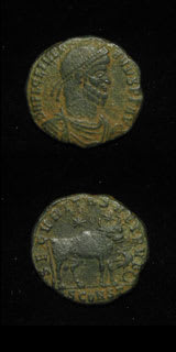 Roman Coins - emperor julian the apostate