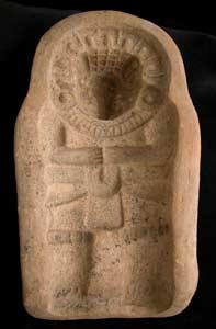 mayan sculpture molds