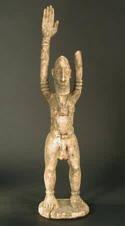 dogon sculptures
