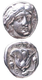Greek Coins - rhodian staters