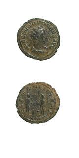 Roman Coins - emperor probus