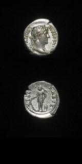 Roman Coins - emperor hadrian